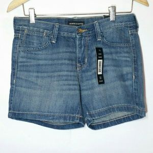 NWT George & Martha Denim Shorts